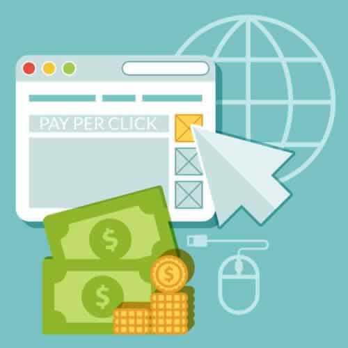 Pay Per Click Earned Marketing