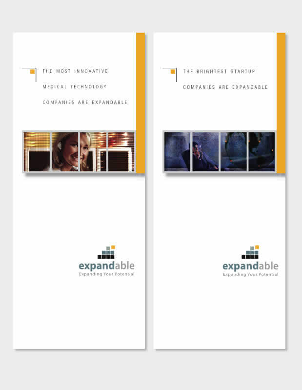 Expandable Vertical Market Brochures